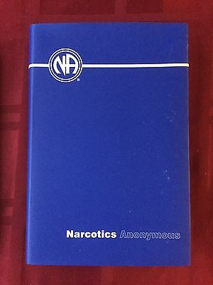 Narcotics Anonymous hardback book 6th edition