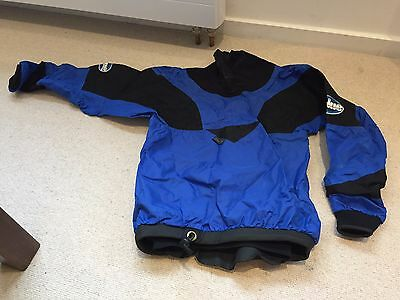 Kayaking Dry Suit Jacket - Nookie - Small