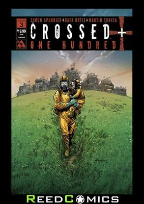 CROSSED PLUS 100 VOLUME 3 GRAPHIC NOVEL Paperback Collects One Hundred #13-18
