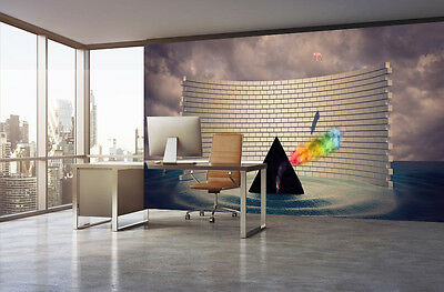 3D White Clouds Sea Wall Paper Murals Wall Print Decal Wall Deco AJ WALLPAPE
