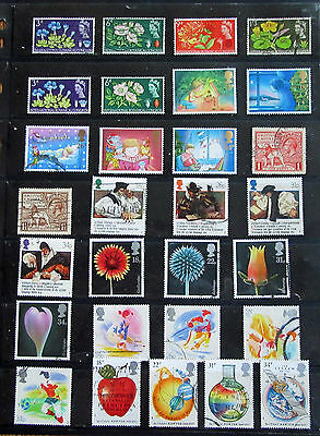 GB Stamp Selection - Good Condition Used.