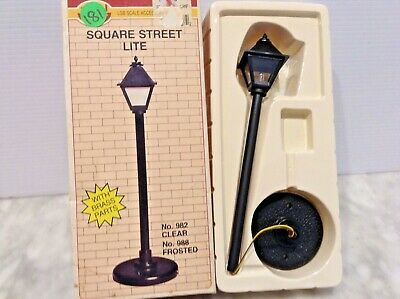 Lgb Model Power Square Street Lite In Box