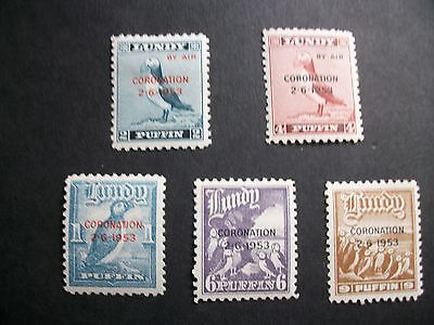 Lundy Island  Stamps