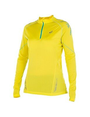 Superbe maillot running femme OASICS Speed LS  neuf taille : M
