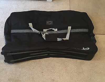 bicycle wheeled transport carrier bag