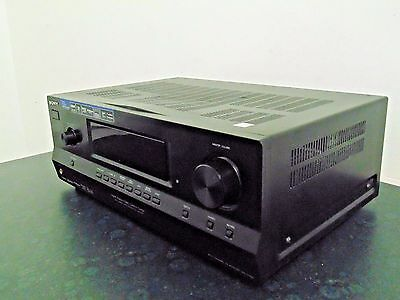 Sony STR-DH520 7.1 Channel DH Series 3D A/V Receiver Amplifier Home Cinema Used