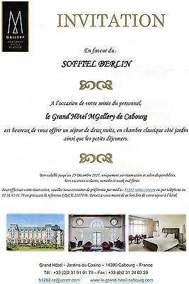 5 Sterne Le Grand Hotel Cabourg - MGallery by Sofitel