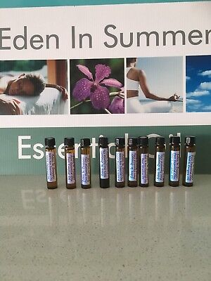 Bundle of 10 Bottles Of Pure Essential Oils