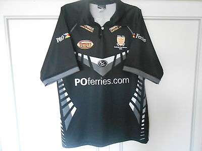 Hull Fc   Isc  Shirt 2005 Challenge Cup Winners   Adults Large