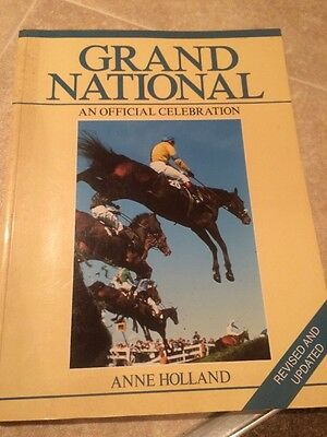 Grand National An Official Celebration By Anne Holland