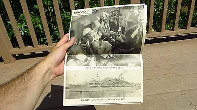 Periscope US Navy Submarine Base Balboa Canal Zone Panama NewsPaper
