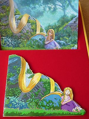 Disney Acme  Hot Art  LE 100 pin*  RAPUNZEL TANGLED *