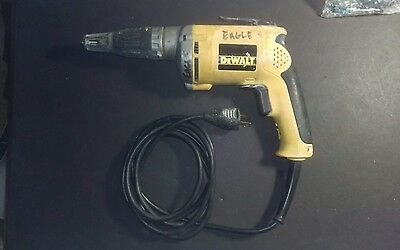 Dewalt drywall screw gun DW274