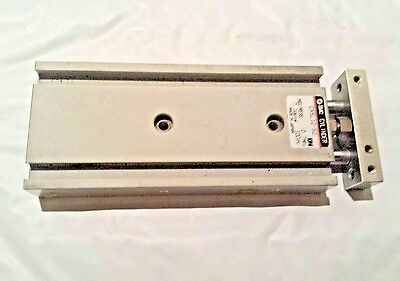 REAL SMC CXSL10-50 Pneumatic Cylinder 10mm Bore 50mm Stroke 0.7MPa / 100psi New