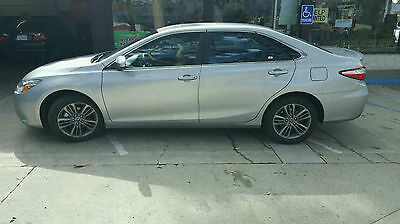 2016 Toyota Camry SE 2016 TOYOTA CAMRY SE FULLY LOADED EXCELLENT CONDITION