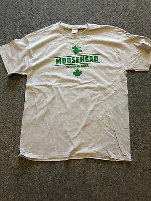 Moosehead Lager T-Shirt Large