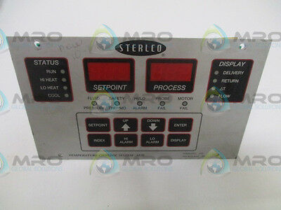 Sterlco M2B Temperature Control System (Repaired) *used*