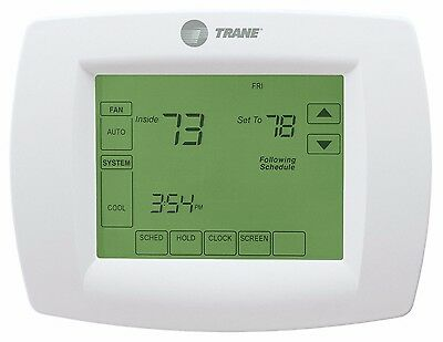 Brand New OEM Trane/Honeywell XL802 TCONT802AS32DAA Touchscreen Thermostat