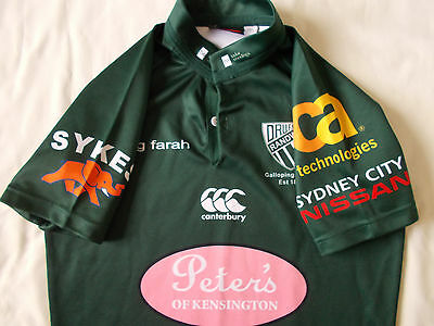Randwick Rugby Jersey Size M Galloping Greens