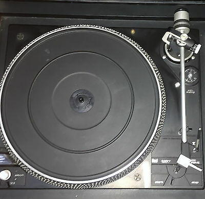 Dual 1257 Turntable with ulm45s Stylus.