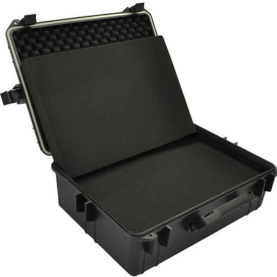 New Transport Hard Carry Case Travel Tool Storage Box Foam Padded Bag Storage