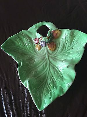 Shorter and Son Leaf Plate