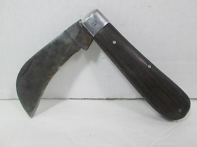 vintage Sabre (Japan) hook knife, folding, hawk bill