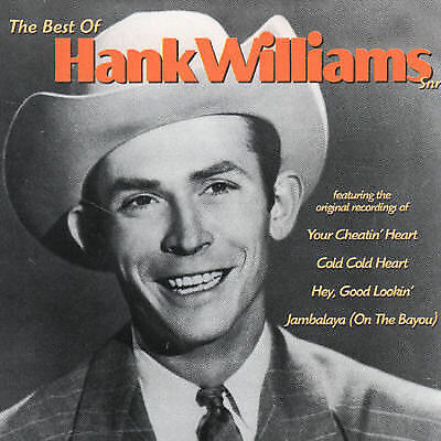 NEW The Best Of /  Hank Williams (Audio CD)