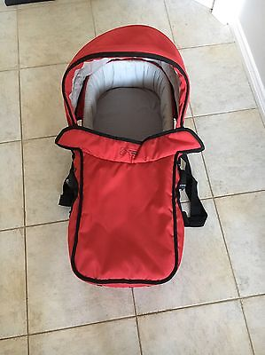 Red Mountain Buggy Bassinet