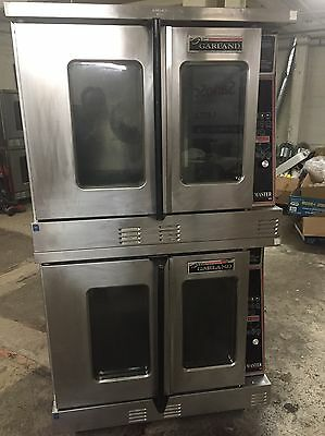 Garland Master 450 Double Stack Deck 208 V Convection Oven Free Ship!