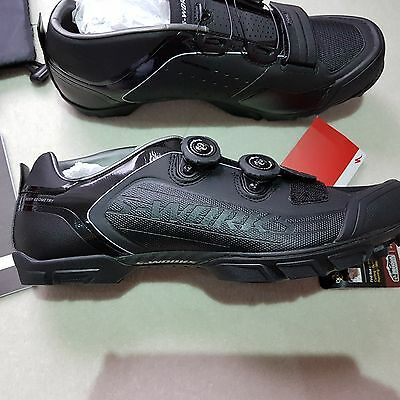 Specialized S-Works Trail SPD Mountain Bike Shoes - Boa - XC - £250 NEW SIZE 43