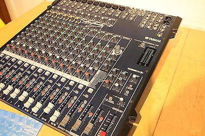Yamaha MG166CX USB 16 Channel Mixing Desk With Effects
