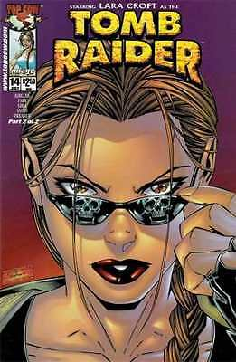 Tomb Raider: The Series #14 in Near Mint condition. FREE bag/board