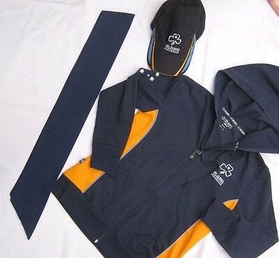 Girl Guides Australia, Youth uniform pieces