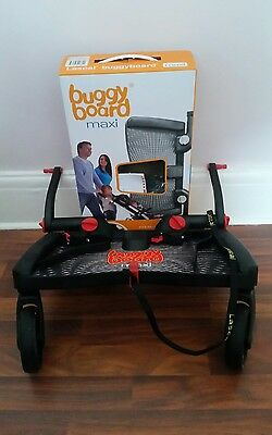 Lascal Buggy Board Maxi- Used once!
