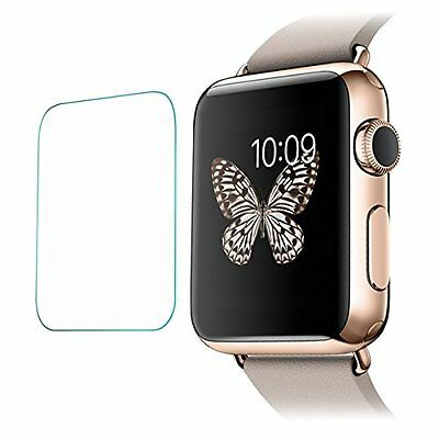 TEMPERED GLASS Screen Protector Film For iWatch 38MM APPLE WATCH 1