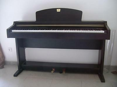 Yamaha Clavinova CLP-910 Digital Piano rosewood weighted keys 2 pedals DELIVERY
