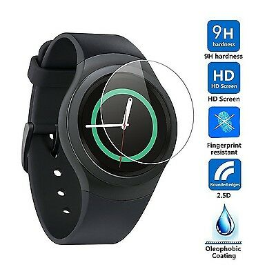 SHATTERPROOF TEMPERED GLASS Screen Protector Film Cover For SAMSUNG GEAR S3