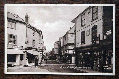 Leominster Iron Cross 1951 Frith Postcard Herefordshire