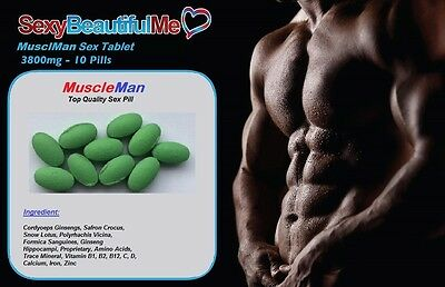 The Most Powerful Tablet For Men-Get Strong And Effective Quick-Box Of 10Pill