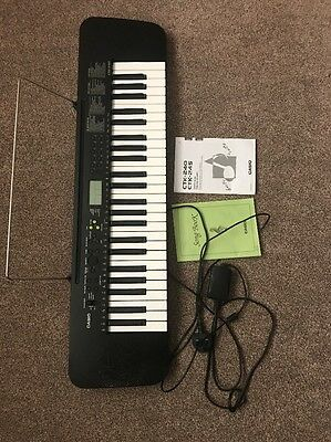 Casio CTK 240 Electronic Keyboard With Adjustable Stand