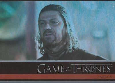 Game of Thrones Season 1 - #27 Base Parallel Foil Card