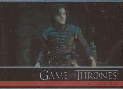 Game of Thrones Season 1 - #23 Base Parallel Foil Card
