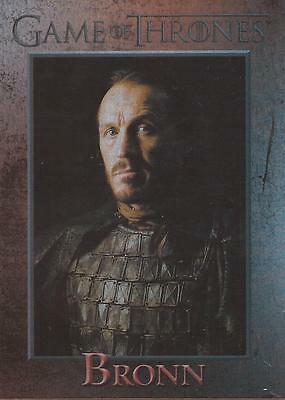 Game of Thrones Season 1 - #40 Base Parallel Foil Card