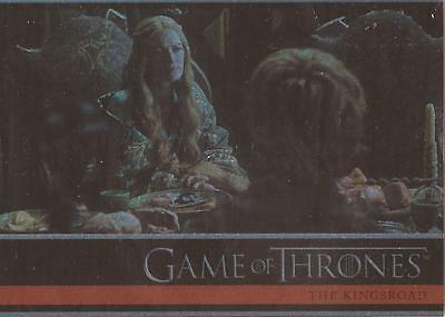 Game of Thrones Season 1 - #04 Base Parallel Foil Card