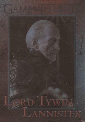 Game of Thrones Season 1 - #60 Base Parallel Foil Card