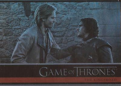 Game of Thrones Season 1 - #05 Base Parallel Foil Card