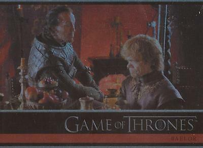Game of Thrones Season 1 - #25 Base Parallel Foil Card