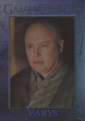 Game of Thrones Season 1 - #38 Base Parallel Foil Card