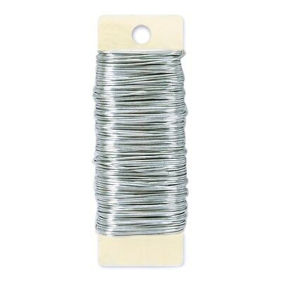 Paddle Wire 22 Gauge 4oz-Bright, Set Of 20